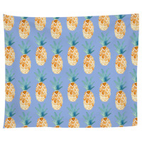The Pineapple Tapestry