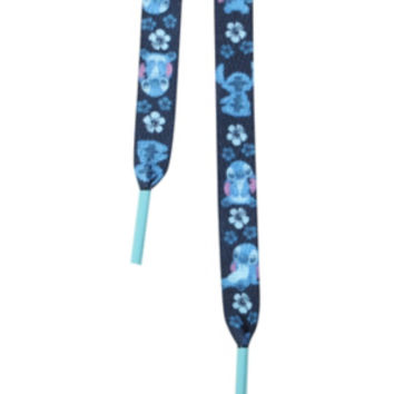 Disney Lilo & Stitch Floral Shoelaces