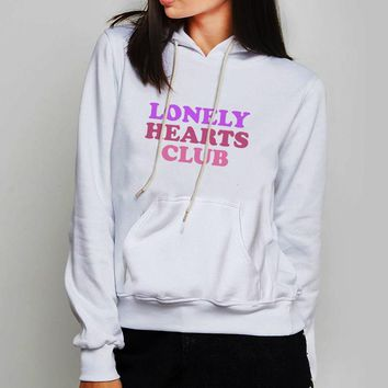 Unisex Hoodie Lonely Hearts Club