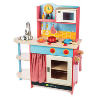Grand Kitchen by Tender Leaf Toys