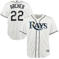 Chris Archer Tampa Bay Rays #22 MLB Youth Cool Base Home Jersey
