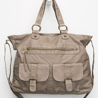 T-Shirt & Jeans Jacqueline Tote Bag Taupe One Size For Women 25628341301