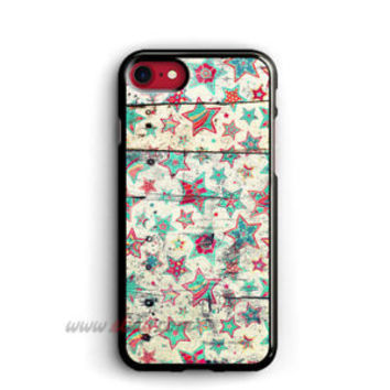 Grunge Stars on Shabby Chic iphone cases Wood samsung galaxy case ipod cover