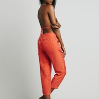 Free People Slim Backless One Piece