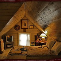 Cottage or Lodge Loft