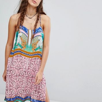 Maaji Bird Print Beach Dress at asos.com