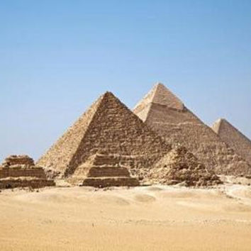 Pyramids Poster Egypt 24inx36in