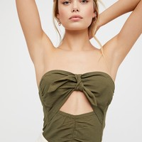 Free People Bow Wow Tube