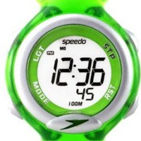 Speedo Kids Active Swim II Digital Grey Dial Youth watch #SD55159BX