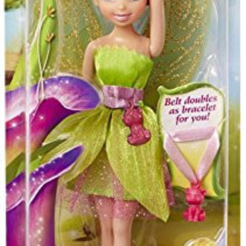 Disney Fairies Tinker Bell with Baby Bear Charm Doll