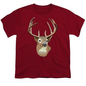 Deer Silhouette - Youth T-Shirt