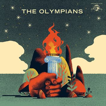 The Olympians – The Olympians LP