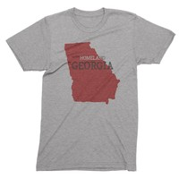 Homeland Georgia State Design