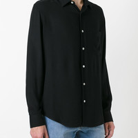Ami Alexandre Mattiussi Large Fit Shirt - Farfetch