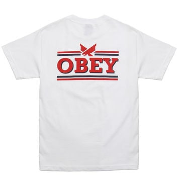 Obey - Full Flavor T-Shirt (White)