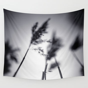 Anticipation Wall Tapestry by HappyMelvin