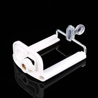 Tripod Mount Mobile Phone Holders For  iPhone Samsung