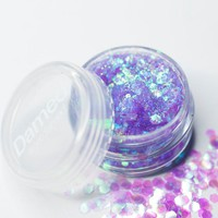 PURPLE MERMAID COSMETIC GLITTER GLUE