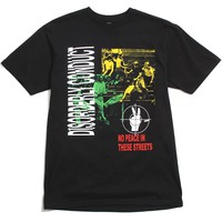 Disorderly Conduct T-Shirt Black