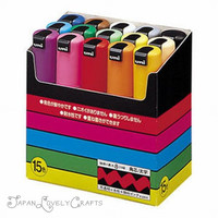 Uni Posca Japan Drawing Bold Marker Pens 15 colors PC-8K 15C - Art Supplies, Pop, Poster