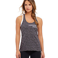 Under Armour Force of Nature Tank - Carbon Heather/Black