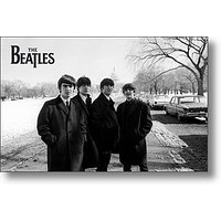 NMR/Aquarius Beatles DC Poster