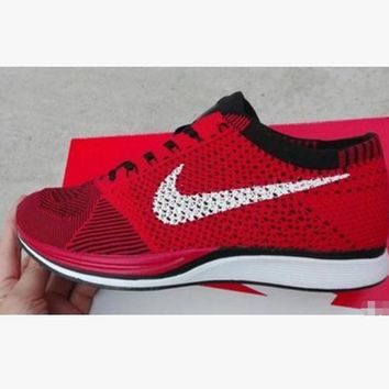 NIKE Trending Fashion Casual Sports Shoes Red