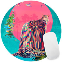 Jaguar Mouse Pad Decal