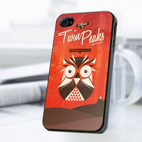 Twin Peaks iPhone 4 Or 4S Case
