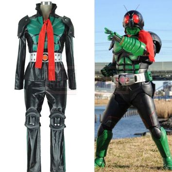 Kamen Rider Masked Rider 1 Cosplay Costume Custom Made Any Size