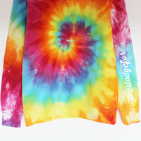 Bahama (Ready for Dispatch) #tiedye #jumper