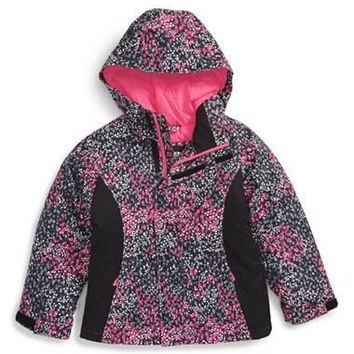 Girl's The?North Face 'Delea' Waterproof?Heatseeker?Insulated Hooded Jacket,