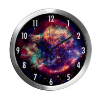 Cassiopeia (#s) Modern Wall Clock on CafePress.com