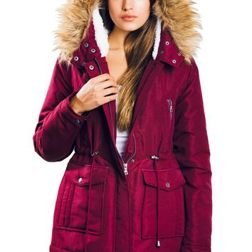 Puffer Anorak Jacket (3 Colors)