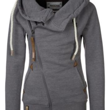 Naketano FAMILY BIZ - Tracksuit top - grey - Zalando.co.uk
