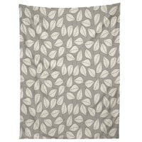 Bianca Green Leafy Tapestry