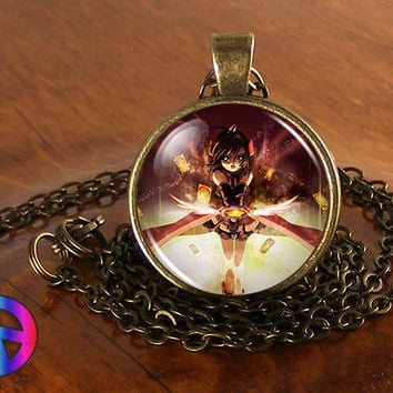 Anime Card Captor Cardcaptor Sakura 2 Cosplay Necklace Pendant Jewelry Toy Gift