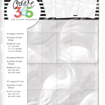 The Happy Planner™ Page Protectors