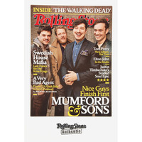 Mumford & Sons - Domestic Poster