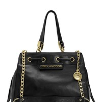 Black Robertson Leather Mini Daydreamer by Juicy Couture, O/S