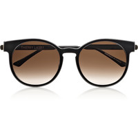 Thierry Lasry - Painty round-frame acetate sunglasses