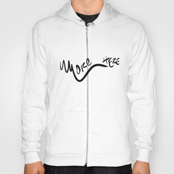 more here typography shirts Hoody by Mr Splash
