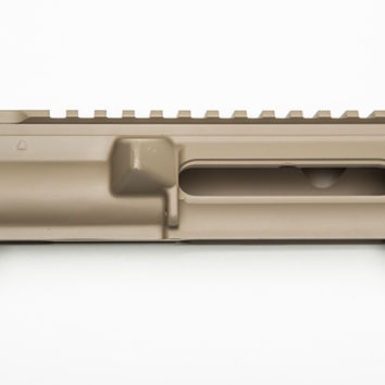 AR15 Assembled Upper Receiver, No FA, FDE / Desert - Aero Precision