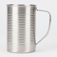 Barbuzzo Canteen Pint Metal One Size For Men 26653119101