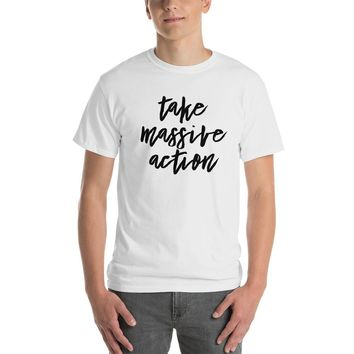 Massive action T-Shirt