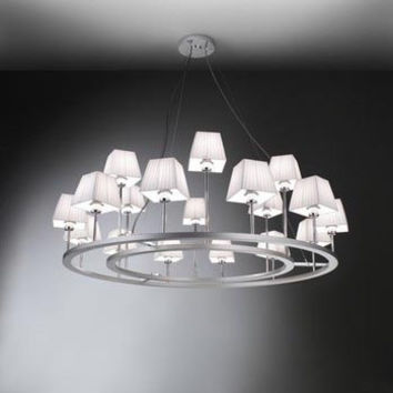 Lampara XVIII Incandescent Chandelier