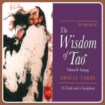 Wisdom of Tao Oracle Cards