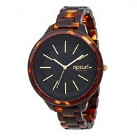 Rip Curl Womens Watch Horizon Acetate Tortoise At Hansen's Surf Shop
