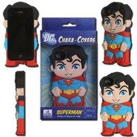 DC Comics Chara-Cover Series 1 iPhone Cover 4/4S - Superman