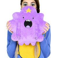 LUMPY SPACE PRINCESS CUDDLE PILLOW